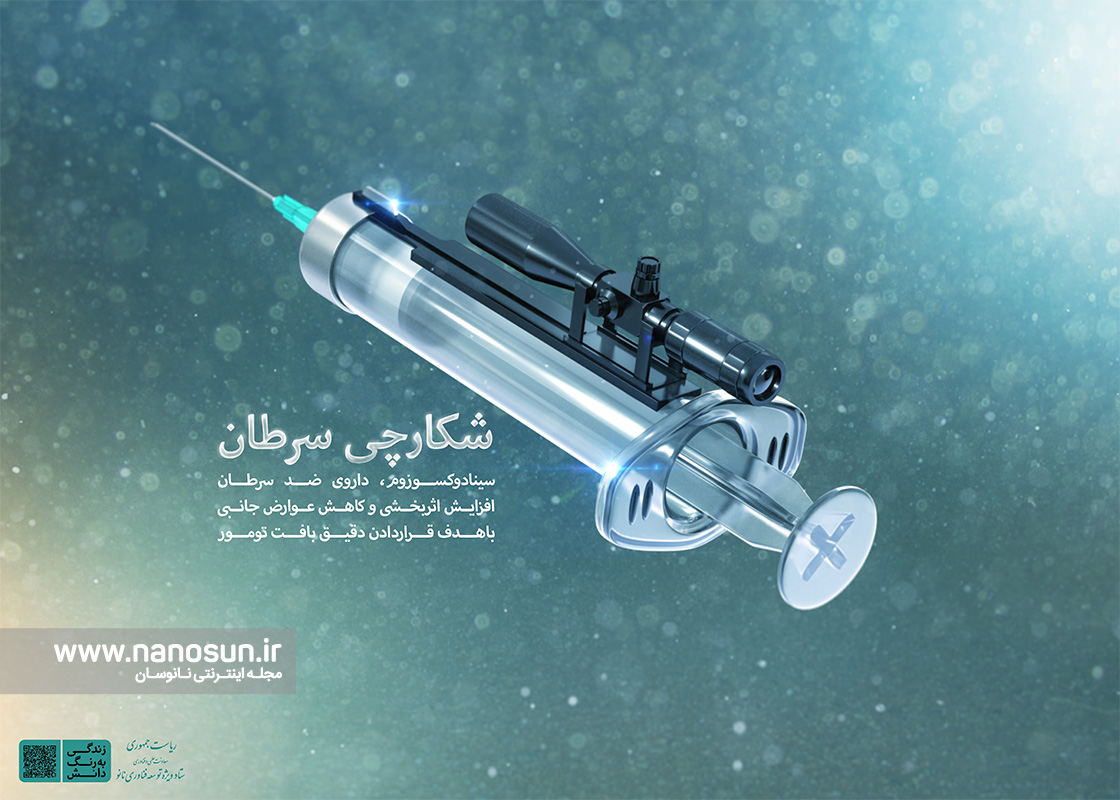 نانوداروی ضد سرطان سینادوکسوزوم