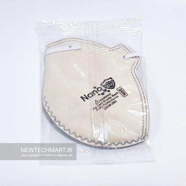 ماسک تنفسی نانویی N95 سوپاپدار نانوما