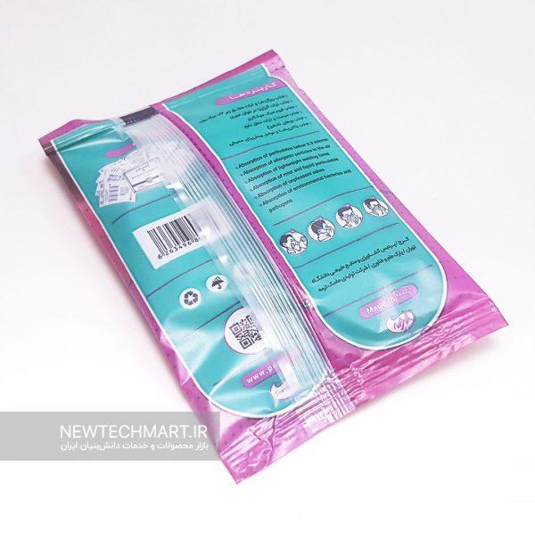 ماسک تنفسی N99 ترمه سوپاپ دار (دارای فیلتر کربن فعال) - FFP3