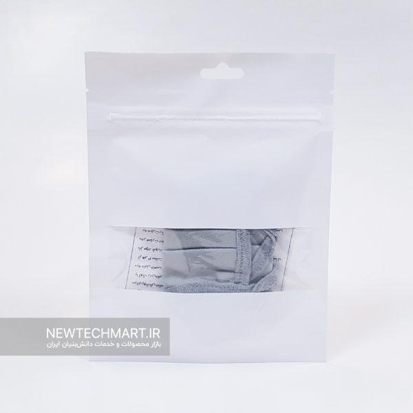ماسک پارچهای قابلشستشوی ضدویروس و باکتری با الیاف نقره مای شیلد (MyShield) - ماسک نانو سینا