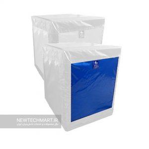 درپوش زمستانی فیلتر هوای نانویی آنتیباکتریال کولر آبی نفس - مدل 7000