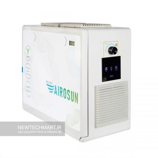 دستگاه تصفیه و ضدعفونیکننده هوا ایروسان مدل AiroSun Y110N - با تکنولوژی پلاسمای سرد (غیرحرارتی)