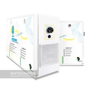 دستگاه تصفیه و ضدعفونیکننده هوا با تکنولوژی پلاسمای سرد (غیرحرارتی) - مدل Y110N