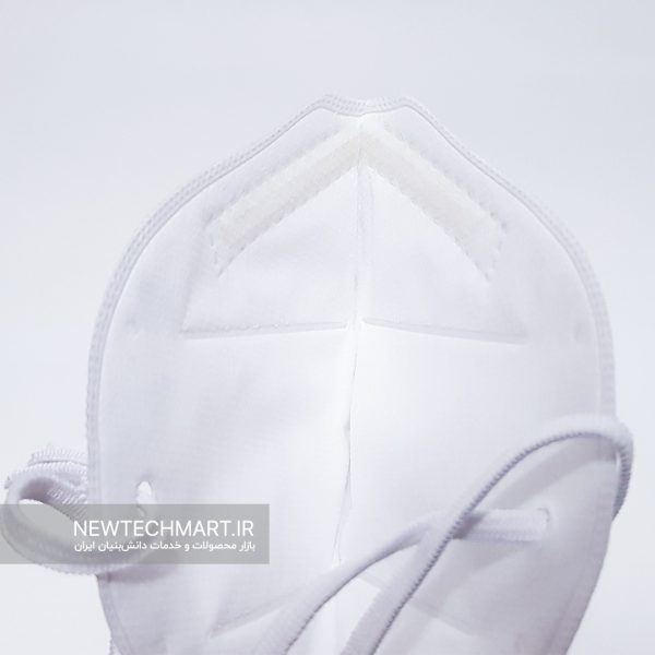 ماسک تنفسی نانویی NFK-N95 بدون سوپاپ - FFP2