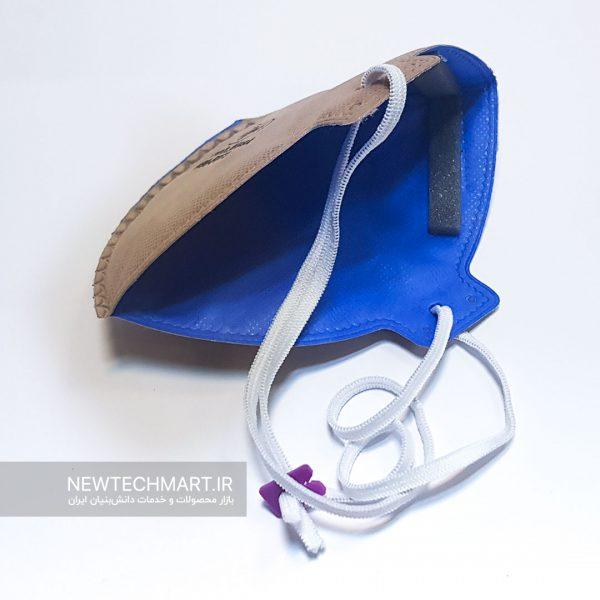ماسک تنفسی N99 بدون سوپاپ ترمه - FFP3