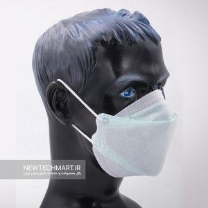 ماسک نانویی چهار لایه N99 سه بعدی بوفالو (Nano 3D Medical Mask)