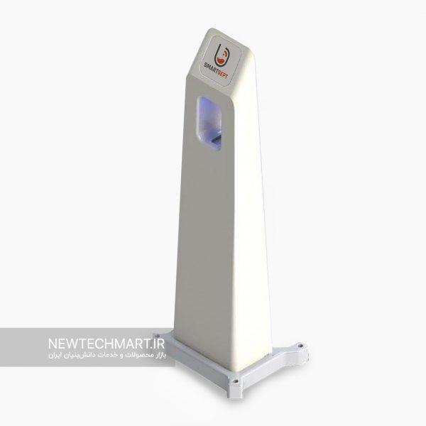 دستگاه ضدعفونیکننده دست اسمارتسپت ایستاده - مدل Smartsept-T