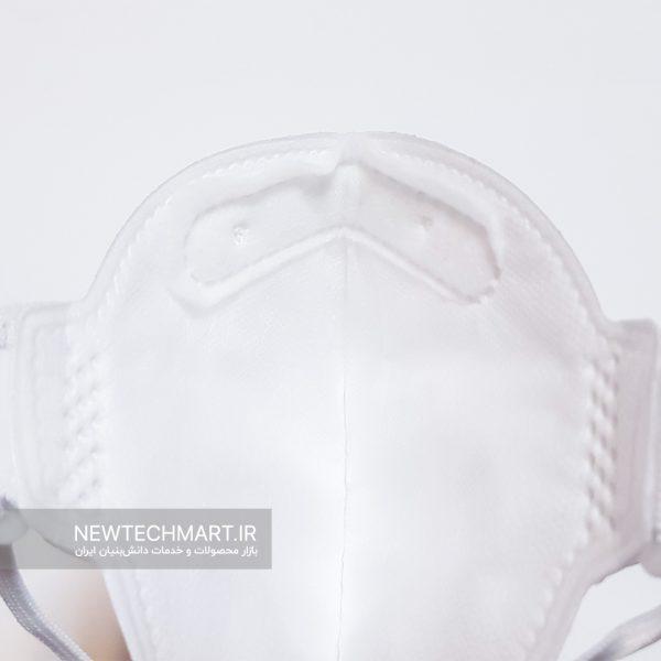 ماسک تنفسی نانویی N99 بدونسوپاپ رسپینانو – FFP3