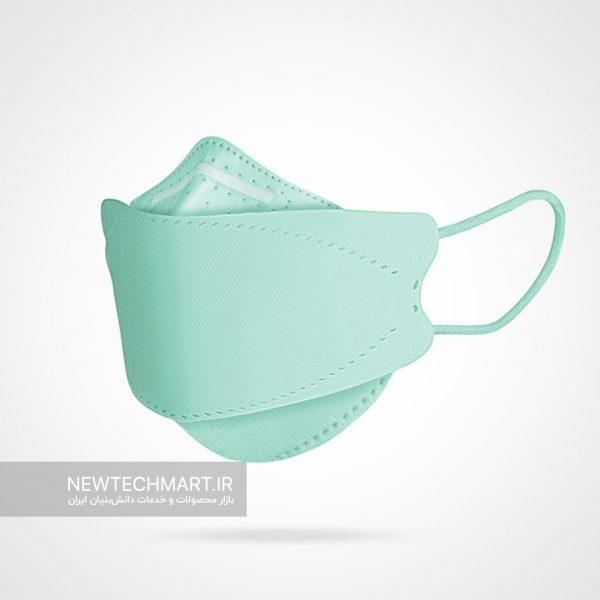 بسته ۲۵ عددی ماسک سه بعدی پنج لایه مانترا (MANTRA 3D)