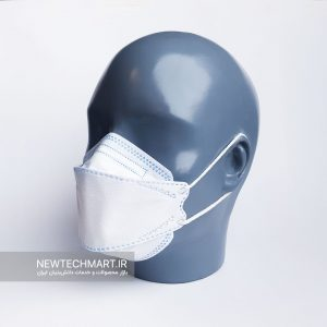 بسته ۲۵ عددی ماسک نانویی چهار لایه N99 سه بعدی کودکان بوفالو (Nano 3D Medical Mask)