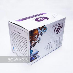 بسته ۲۰ عددی ماسک تنفسی N99 بدون سوپاپ ترمه - FFP3